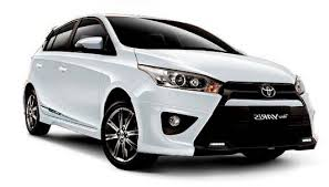 rental yaris jogja