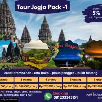 jogja tour pack 1